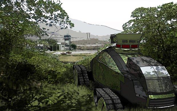 DARPA - Ground X-Vehicle Technology (GXV-T)