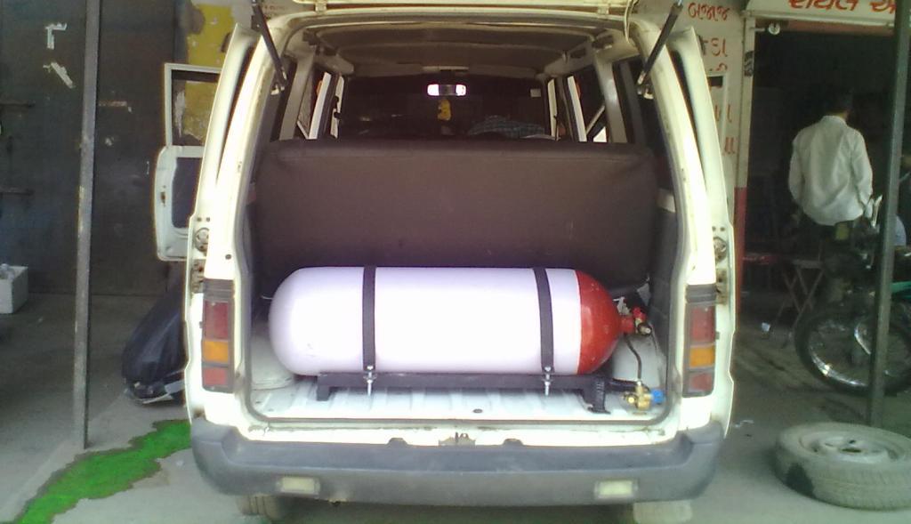 Установка газового оборудования своими руками инструкция