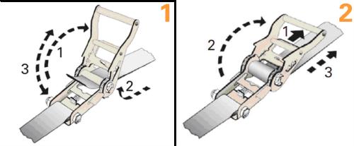 Механизм стяжки