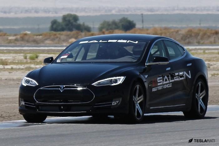 Tesla тюнинг