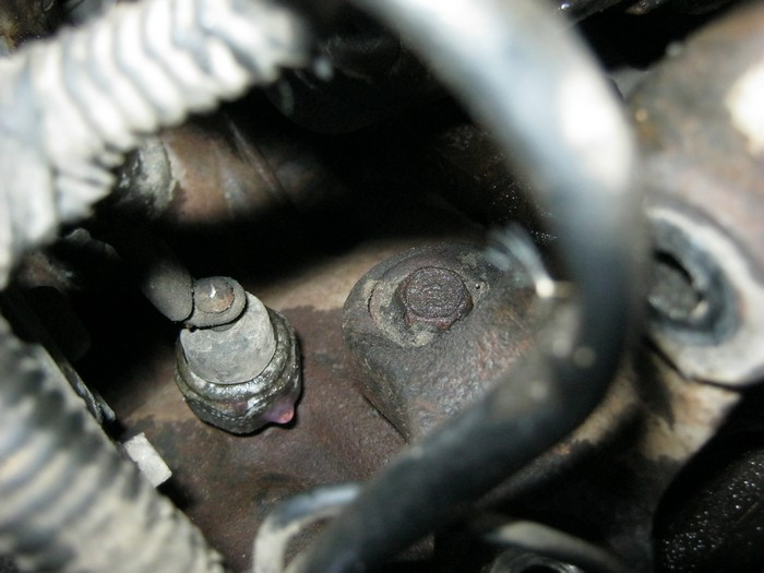 Замена генератора на Daewoo Matiz