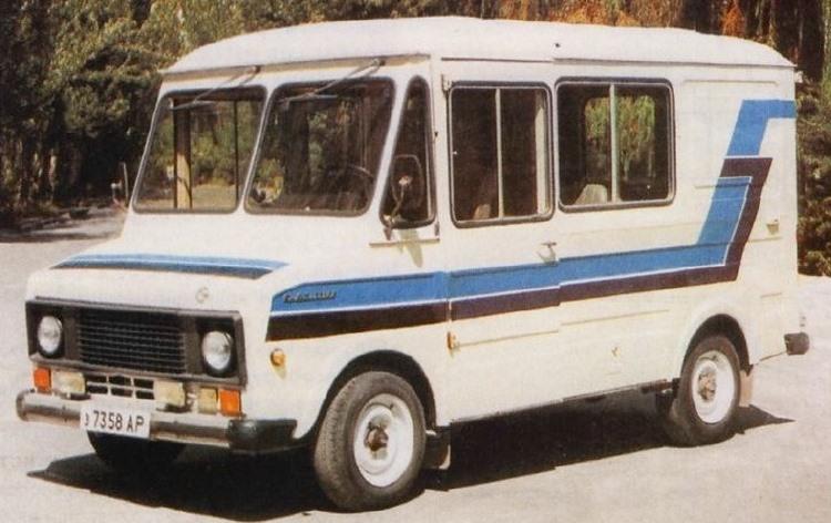 Фургон ЕрАЗ-37308