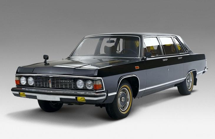 Седан ГАЗ-14 «Чайка», 1977–1988