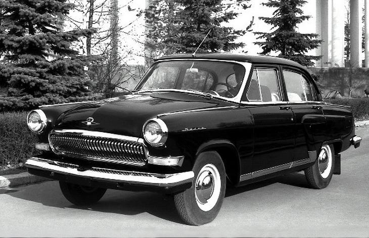 Седан ГАЗ-21 «Волга» третьей серии, 1962–1970
