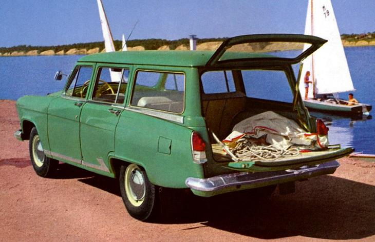 Универсал ГАЗ-22, 1962-1970