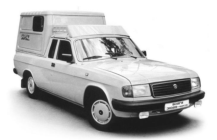 ГАЗ 2304 Бурлак