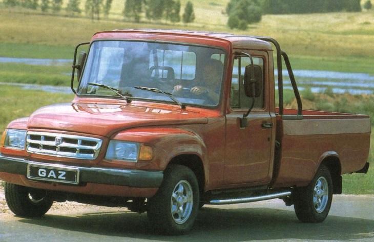 Автомобиль ГАЗ-2307