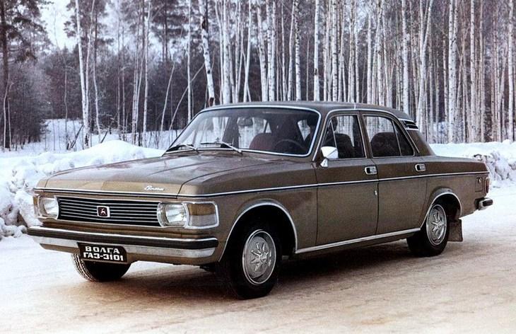ГАЗ 3101