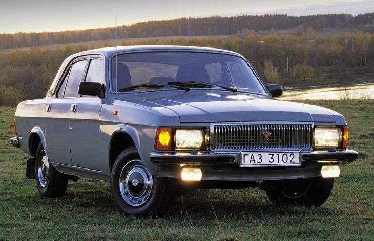 Седан ГАЗ-3102 «Волга»