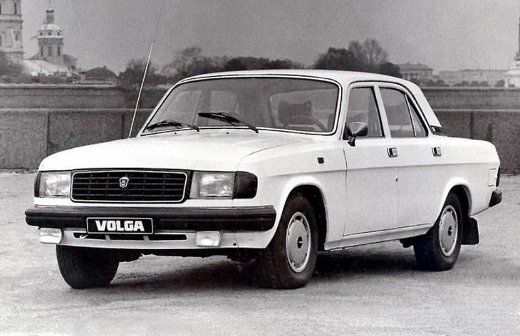 Седан ГАЗ-31029 «Волга», 1992–1997