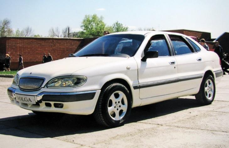 ГАЗ-3103, 1996-2000