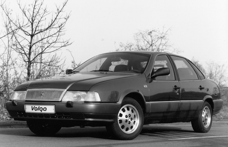 Седан ГАЗ-3105 «Волга», 1992–1996