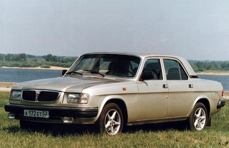 Седан ГАЗ-3110 «Волга», 1997–2005