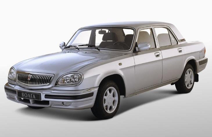Седан ГАЗ-31105 «Волга»