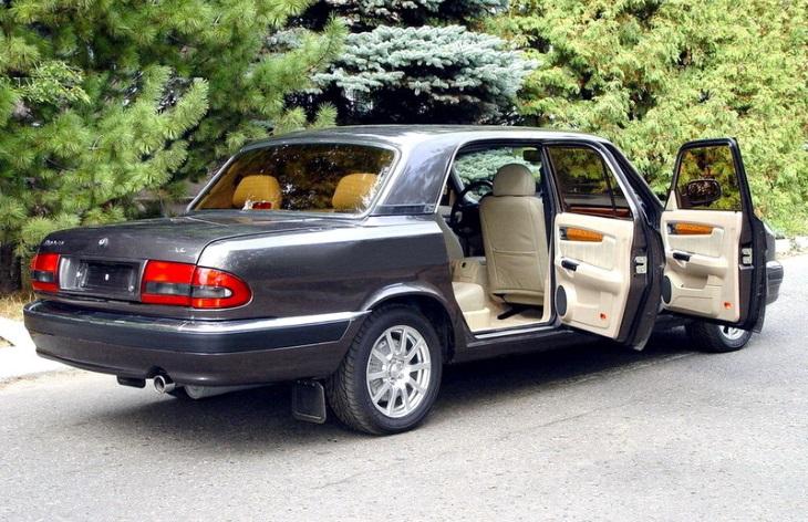 Длиннобазный седан ГАЗ-311055 «Волга»