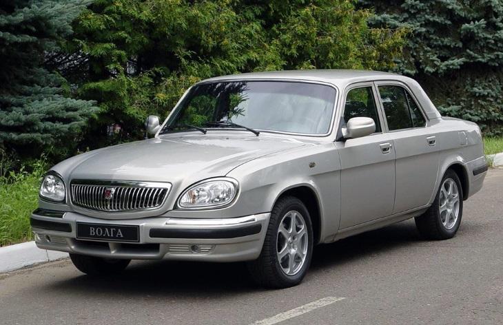 ГАЗ 31107 Волга