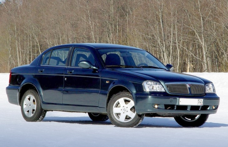 Седан ГАЗ-3115 «Волга»