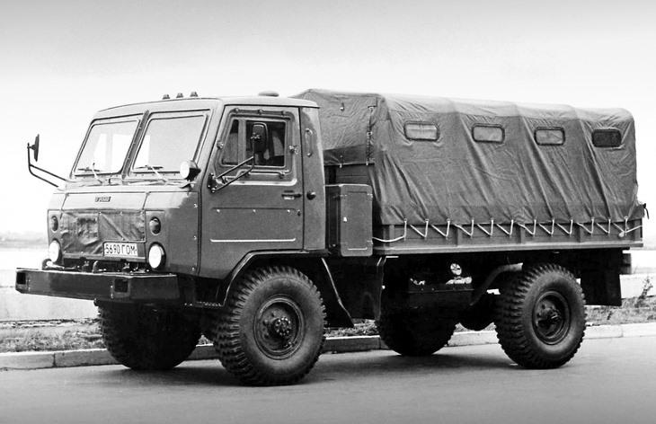Грузовой автомобиль ГАЗ-3301