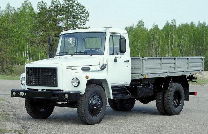 Бортовой грузовик ГАЗ-3309
