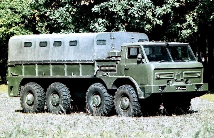 Грузовой автомобиль ГАЗ-44