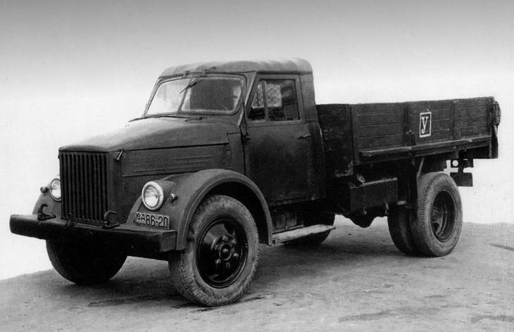 Грузовой автомобиль ГАЗ-51, 1946–1955
