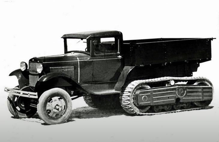 Грузовой автомобиль ГАЗ-60, 1939–1940