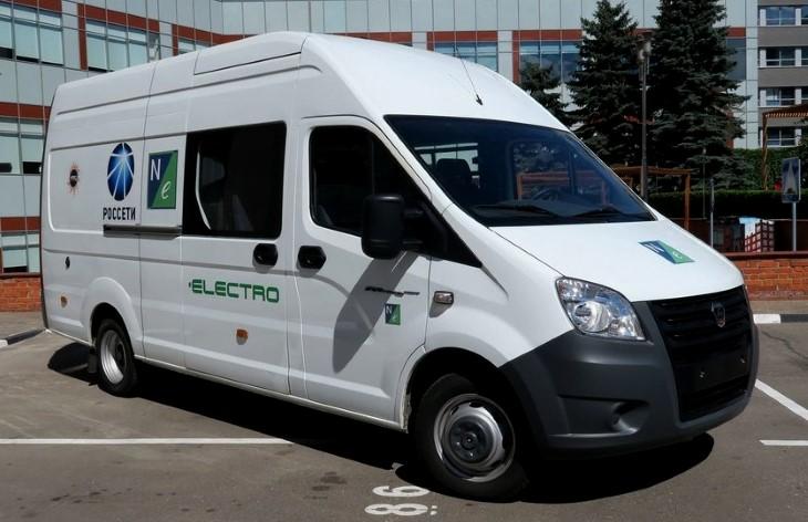 Фургон «Газель Некст Электро»