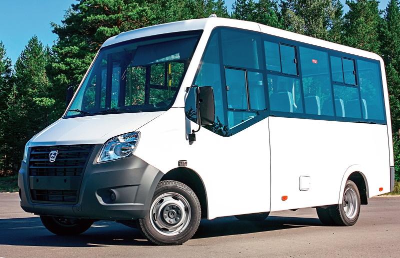 Автобус Газель Некст Ситилайн