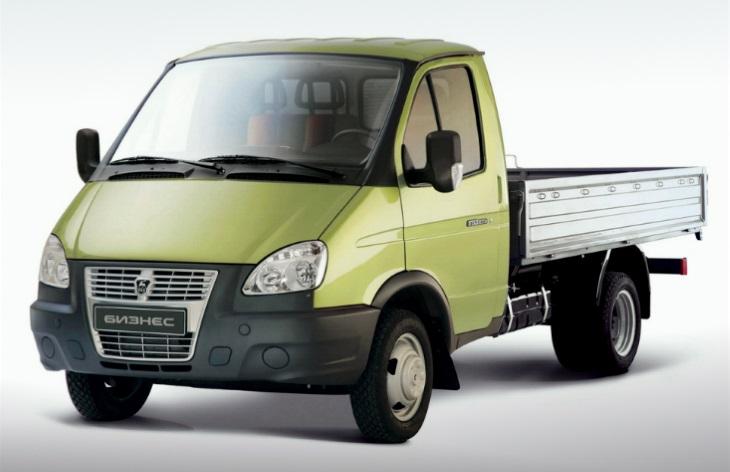 Бортовой грузовик ГАЗ-3302 Газель