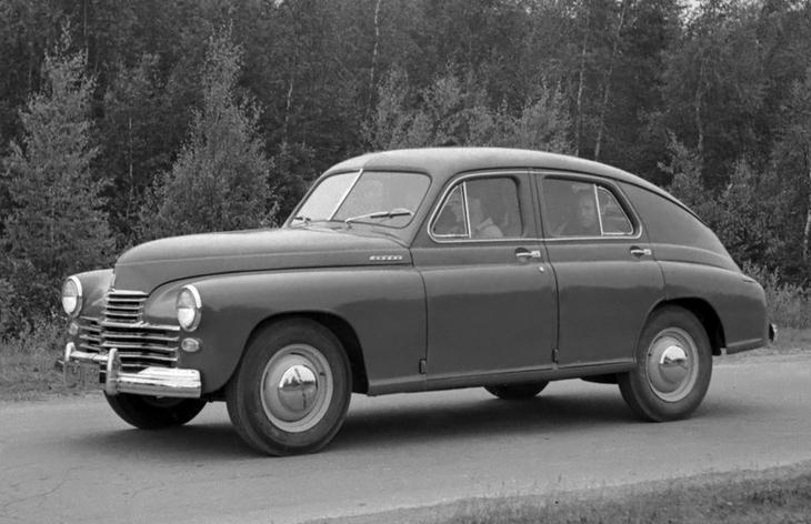ГАЗ-М-20 «Победа», 1946–1955