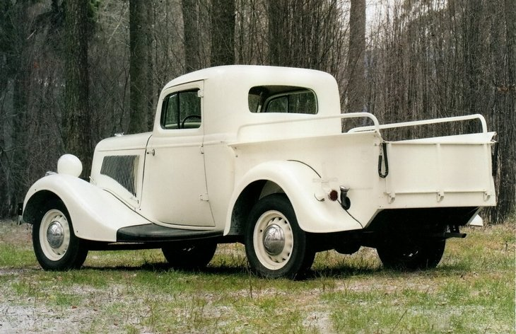 Пикап ГАЗ-М415, 1939–1941