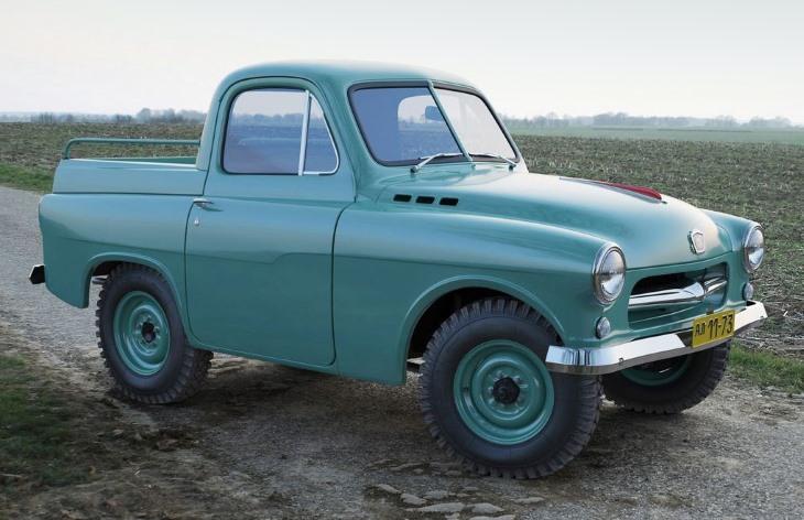 Прототип автомобиля ГАЗ-М73